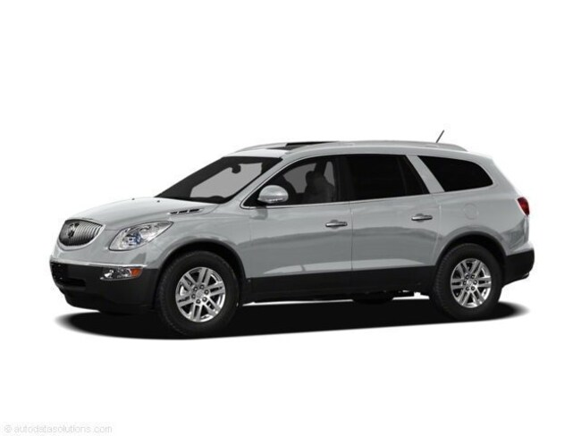Used 2012 Buick Enclave Leather Leather  Crossover For Sale Oxford MS
