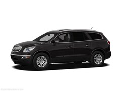 Used 2012 Buick Enclave Leather SUV in Altus, OK