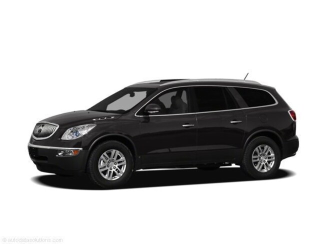 Used 2012 Buick Enclave Leather Group SUV in Muskogee