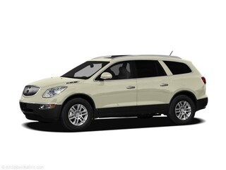Used 2012 Buick Enclave Leather SUV Franklin, PA