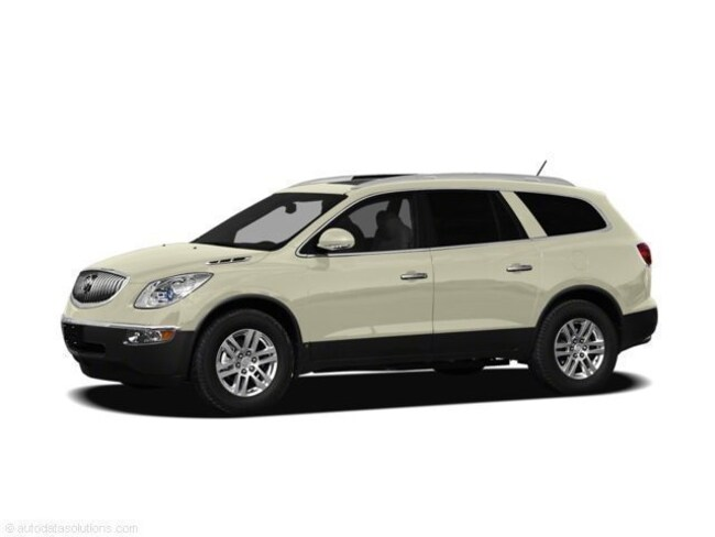 Used 2012 Buick Enclave Leather SUV in Muskegon, MI