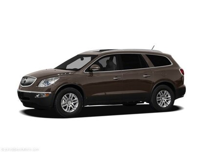 2012 Buick Enclave For Sale >> Used 2012 Buick Enclave For Sale At Ken Pollock Mitsubishi Vin 5gakvded0cj148467