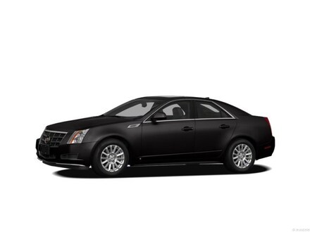 Featured used 2012 Cadillac CTS Luxury Sedan for sale in Waco, TX