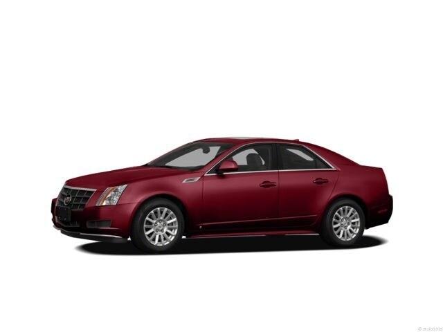 2012 Cadillac CTS Sedan Luxury Sedan