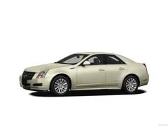 2012 Cadillac CTS Base Sedan