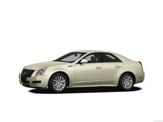 2012 CADILLAC CTS Luxury AWD Sedan