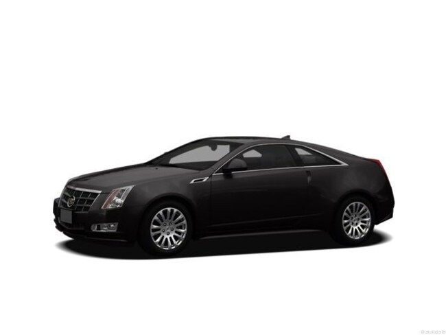 Used 2012 CADILLAC CTS Performance Coupe For Sale Champaign, IL