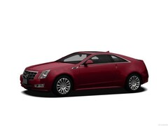 2012 CADILLAC CTS Premium Coupe