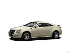 2012 Cadillac CTS Coupe 2dr Cpe Premium RWD coupe