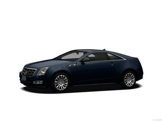 Used 2012 CADILLAC CTS Base Coupe C0117802 in Port Huron, MI