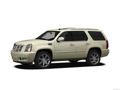 2012 Cadillac Escalade Base Sport Utility