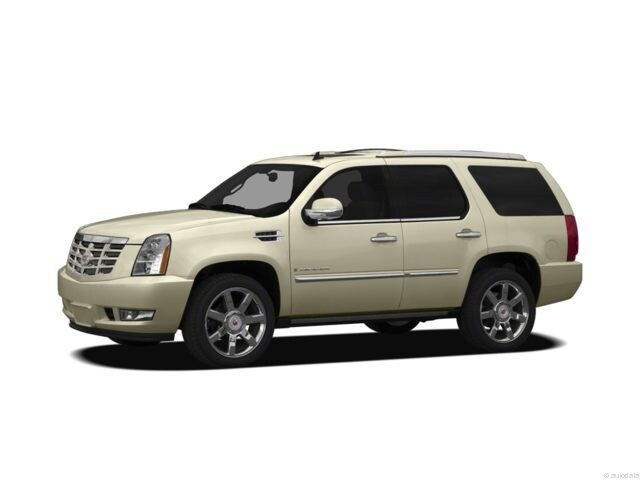 2012 CADILLAC Escalade Luxury SUV
