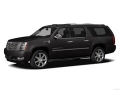 2012 CADILLAC Escalade ESV Platinum AWD SUV