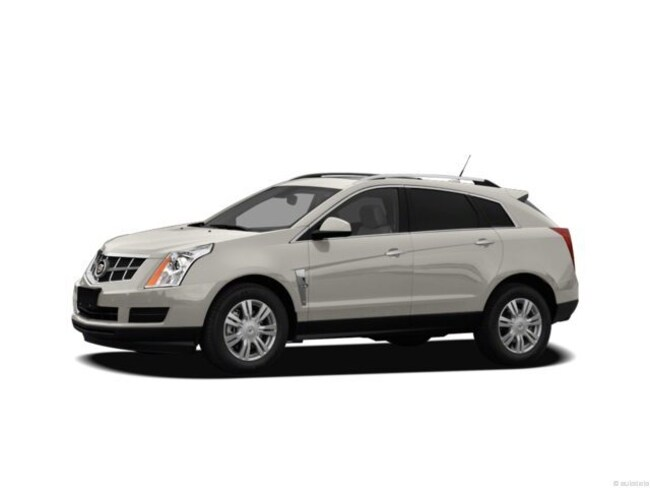 2012 Cadillac SRX Luxury Collection FWD  Luxury Collection
