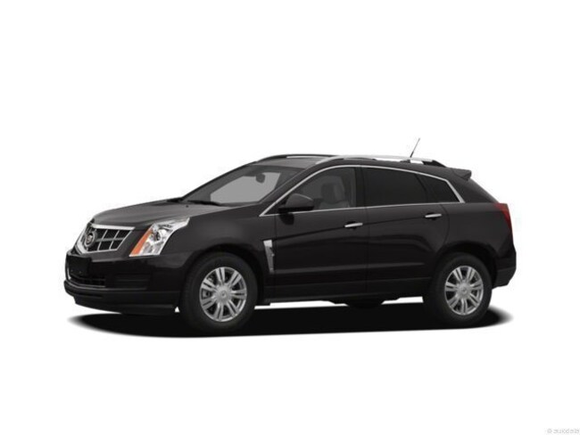 2012 CADILLAC SRX Performance AWD SUV
