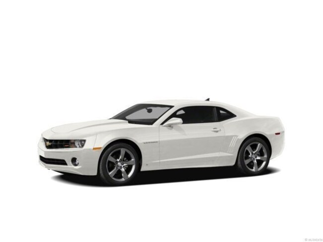 2012 Chevrolet Camaro 2LT Coupe