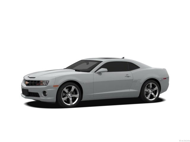 2012 Chevrolet Camaro Coupe