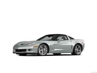 2012 Chevrolet Corvette 2dr Cpe Z16 Grand Sport w/2LT Coupe