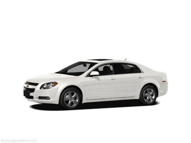 Used 2012 Chevrolet Malibu 1LT Sedan in Cottonwood, AZ