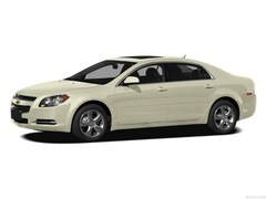 Pre-Owned 2012 Chevrolet Malibu LT Sedan for sale in Lima, OH