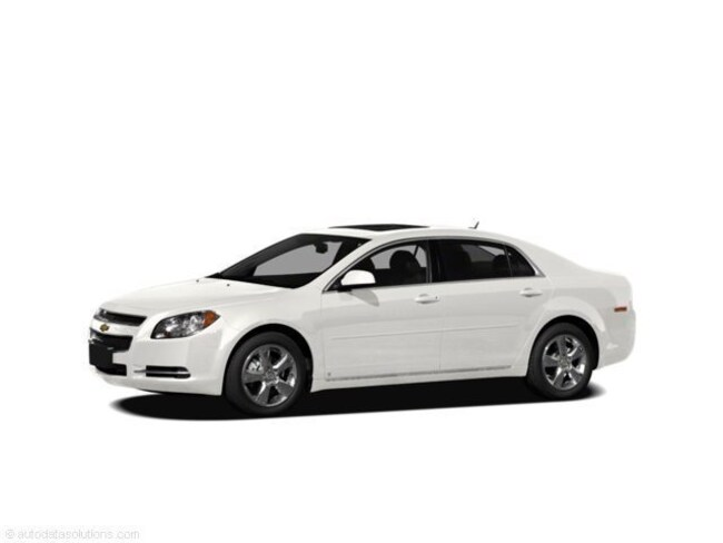 used 2012 Chevrolet Malibu LT Sedan Belle Plaine