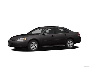 2012 Chevrolet Impala Sedan