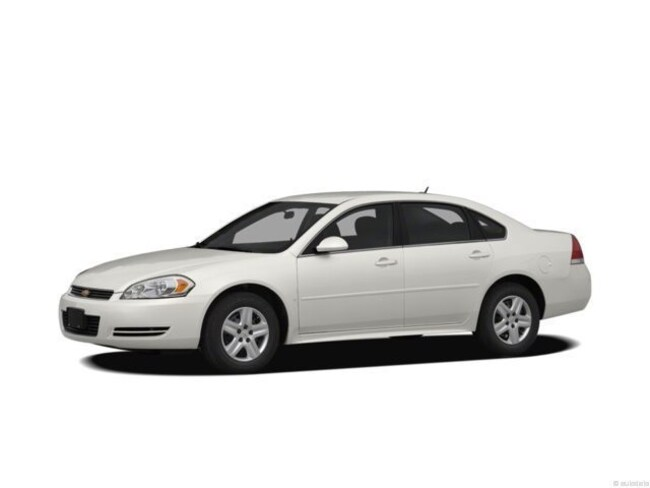 2012 Chevrolet Impala LT Fleet Full-Size Car