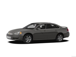 2012 Chevrolet Impala LT (Fleet Only)