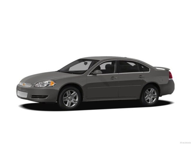 2012 Chevrolet Impala LT Fleet Car