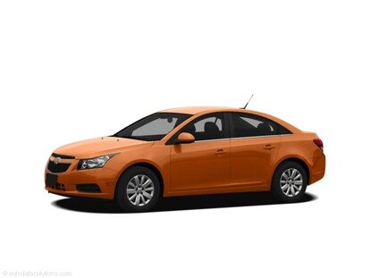 Used 2012 Chevrolet Cruze For Sale at Ames Ford Lincoln