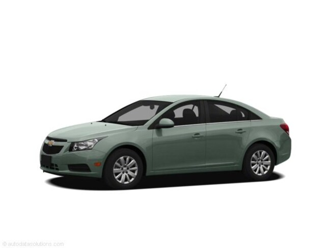 Used 2012 Chevrolet Cruze LS 4dr Sdn in Carson CA
