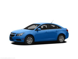 2012 Chevrolet Cruze LS Car