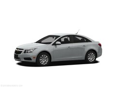 Used 2012 Chevrolet Cruze ECO Sedan Boone, North Carolina