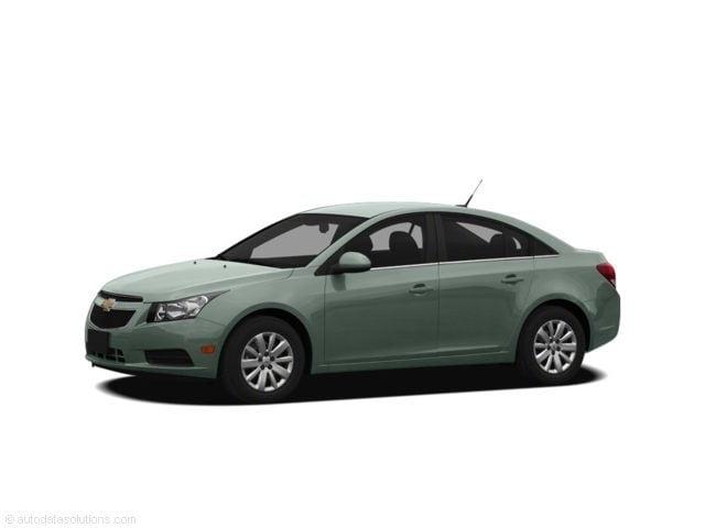 2012 Chevrolet Cruze ECO Sedan