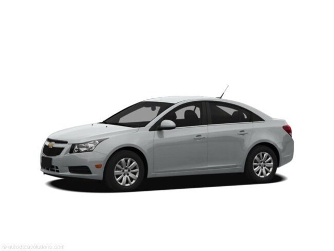 Used 2012 Chevrolet Cruze 1LT Sedan in South Burlington