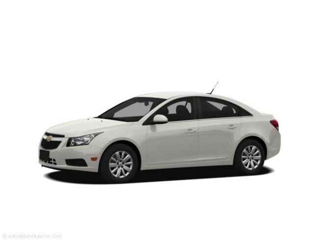 Used 2012 Chevrolet Cruze 1LT Sedan for sale in Stevens Point