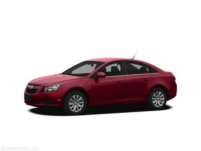 New 2012 Chevrolet Cruze 1LT Sedan 1G1PF5SC8C7370456 S8279N in Bloomington IN