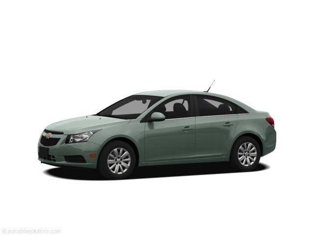 Used 2012 Chevrolet Cruze 1LT Car Livonia, Michigan
