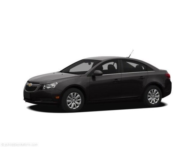 Used 2012 Chevrolet Cruze LT w/1FL Sedan Steamboat Springs, CO