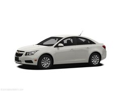 Bargain Used 2012 Chevrolet Cruze LT w/1FL Sedan Klamath Falls, OR