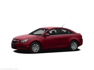 Used 2012 Chevrolet Cruze LT Sedan 1G1PE5SCXC7111910 in American Fork, UT