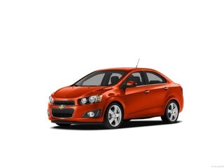 2012 Chevrolet Sonic 4dr Sdn LT 1LT Billings, MT