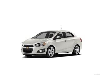 2012 Chevrolet Sonic LT 4dr Sdn  2