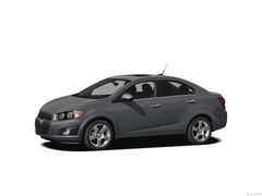 Used 2012 Chevrolet Sonic Front-wheel Drive under $10,000 for Sale in Elgin