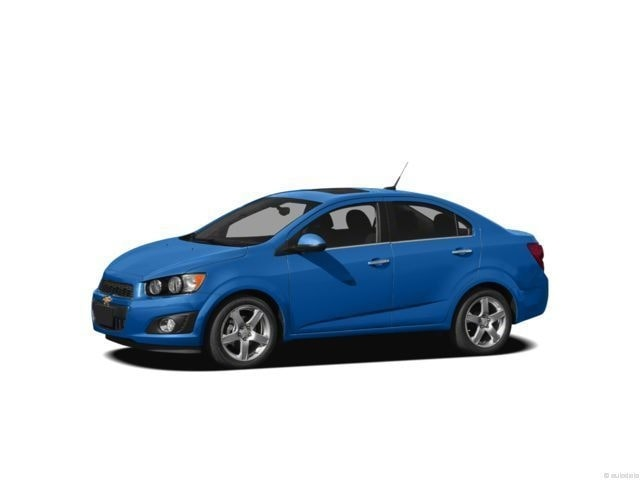 2012 Chevrolet Sonic LT (A6) Sedan