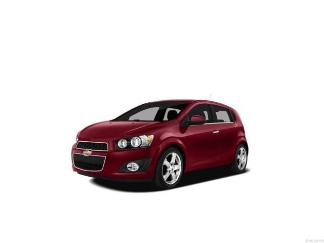 2012 Chevrolet Sonic Hatch 2LT Car