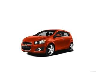 2012 Chevrolet Sonic LT (M5) Hatchback