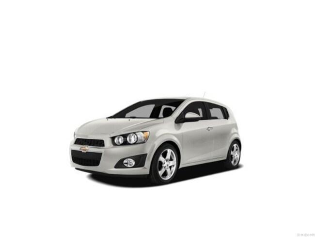Used 2012 Chevrolet Sonic 5dr HB LS 2LS Hatchback Ames, IA