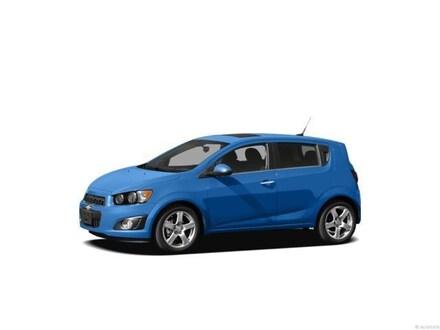 2012 Chevrolet Sonic 2LS Hatchback