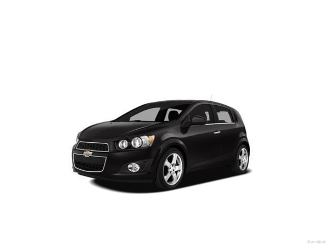 2012 Chevrolet Sonic LT (A6) Hatchback